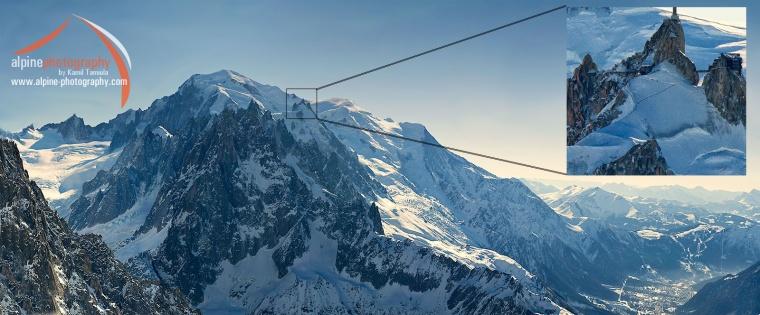 Największe zdjęcie Mont Blanc, Kamil Tamiola