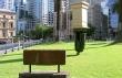 Odwrócony pomnik Charlesa La Trobe (Australia)