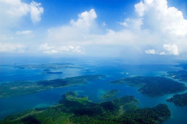 Wyspy Andamany i Nikobary