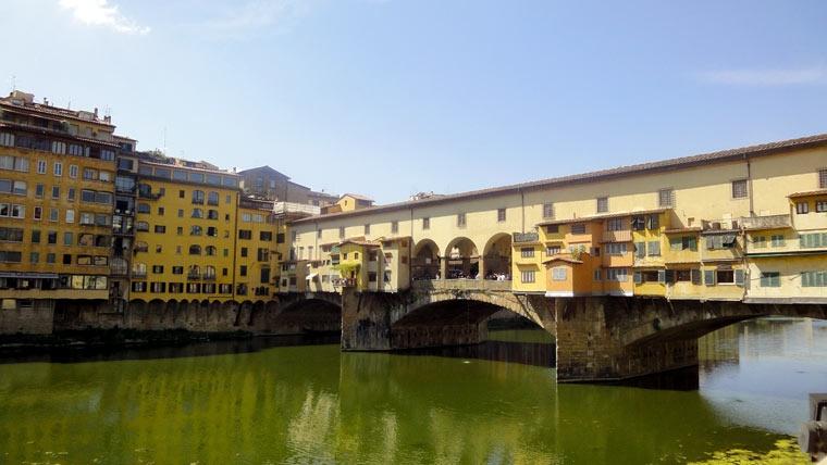 Florencja, Most Stary /Ponte Vecchio/