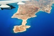 Cypr z samolotu