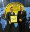 Wręczenie nagrody SKYTRAX World Airline Awards