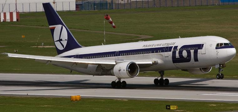 Samolot LOT