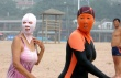 Facekini women