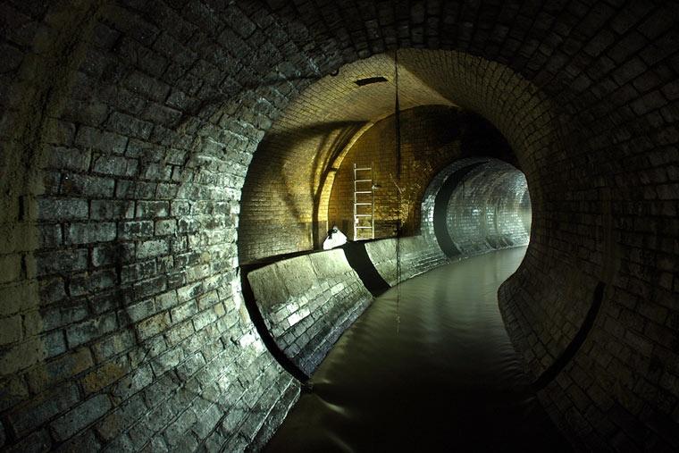 Podziemia Londynu