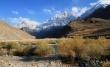 Krajobraz w Tadżykistanie