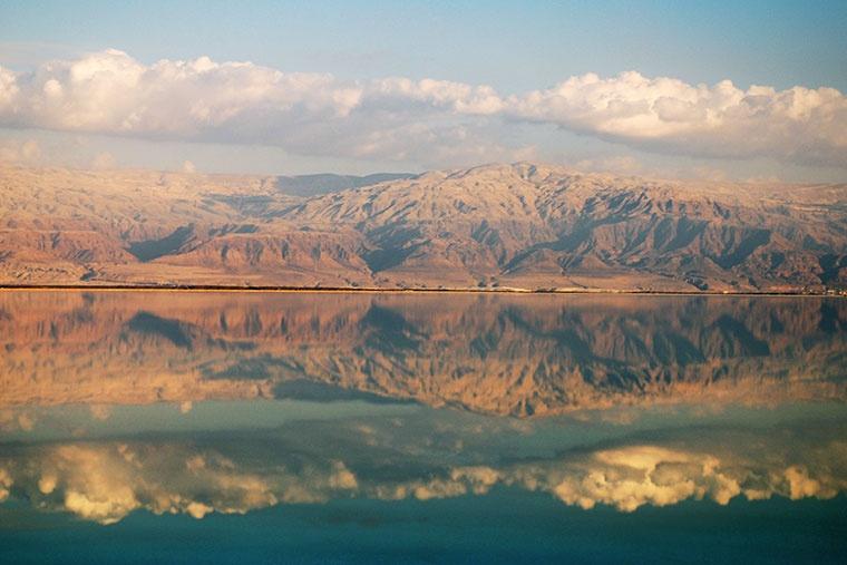 Morze Martwe, Jordania