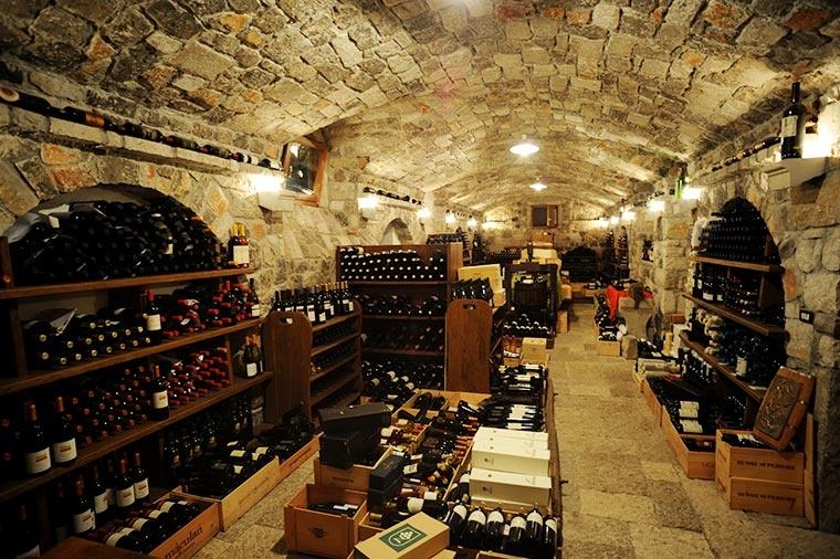 Friuli-Venezia Giulia, Piwniczka z Winami