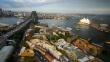 Opera w Sydney i Harbour Bridge, Australia