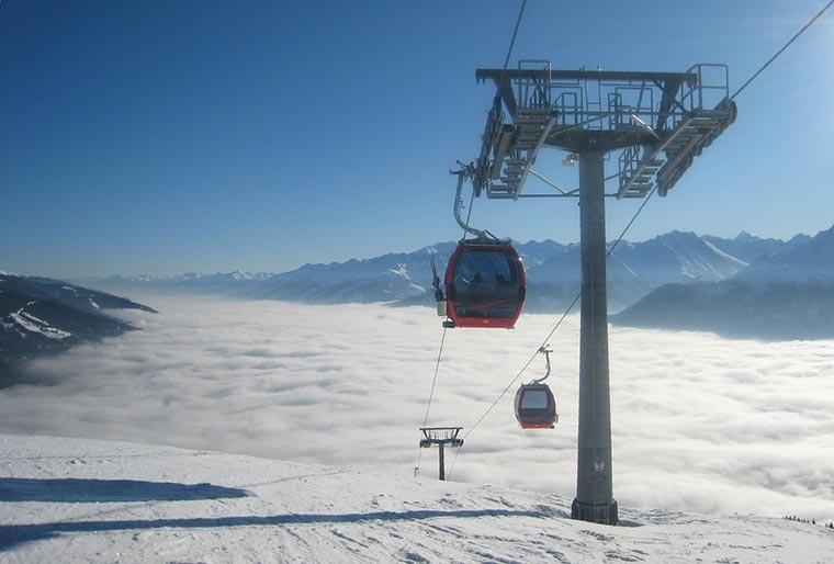 Panoramabahn, Kitzbüheler