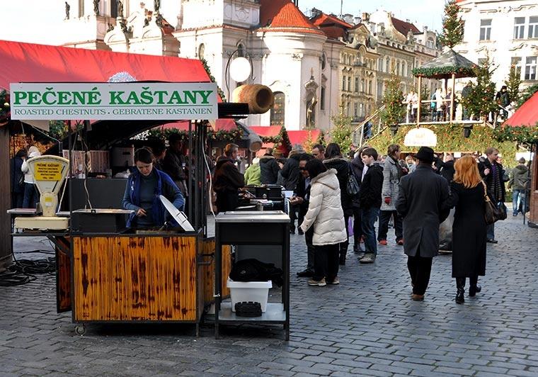 Jarmark w Pradze