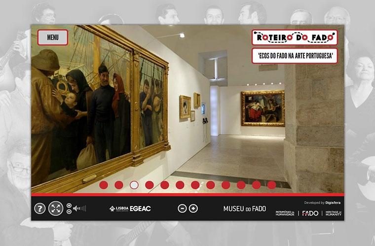 Roteiro do fado - www- wystawy