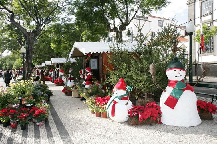 Kiermasze świąteczne w Portugalii, Madeira