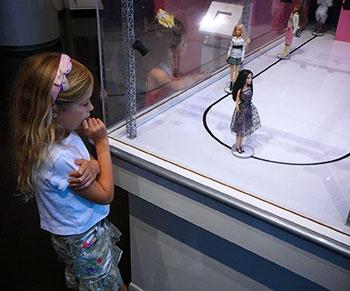 Pokaz mody Barbie