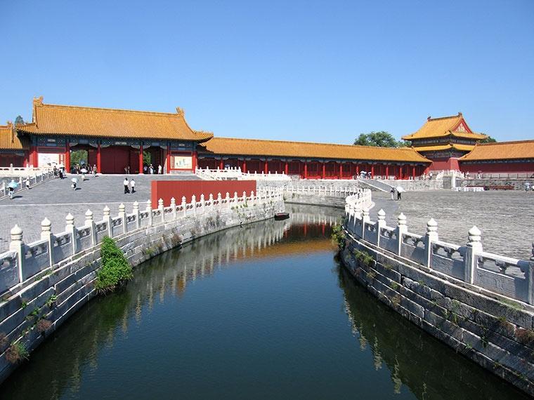 Zakazane Miasto, Pekin, Chiny