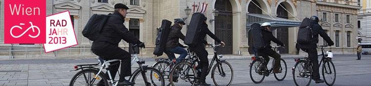 Wien, Rok Rowerów 2013