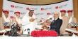 Konferencja prasowa - inauguracja lotów Emirates 2013