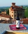 Zamek Falletti, Piemont, Włochy