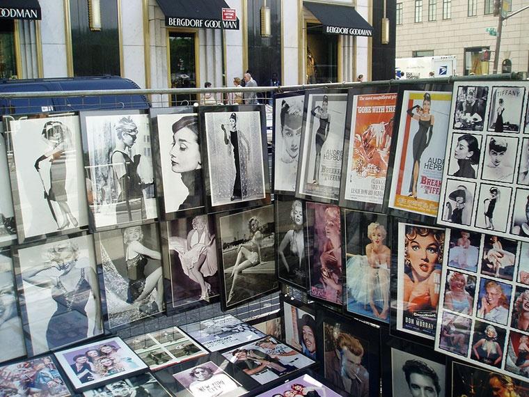 Audrey Hepburn - NYC