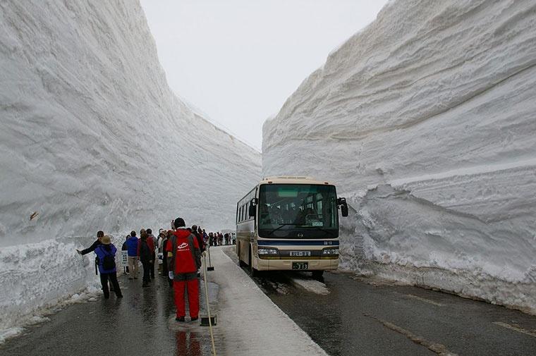 Tateyama-Kurobe Alpen Route