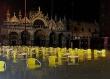 Plac Św. Marka pod wodą
