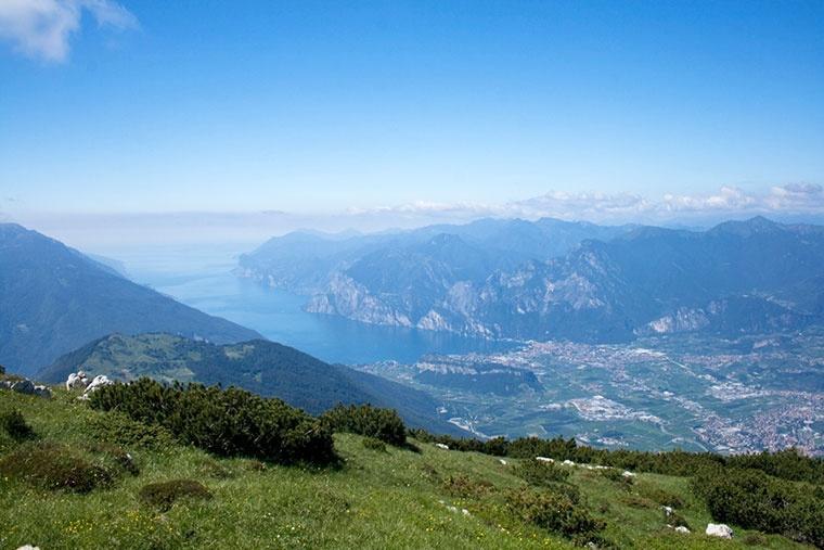 Jezioro Garda, Trentino, Włochy