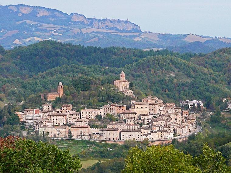 Montefortino, Marche, Włochy