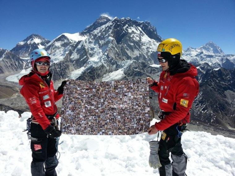 """Pomysłodawca """"Everest 60 lat Expedition"""" zdobył szczyt aklimatyzacyjny"""