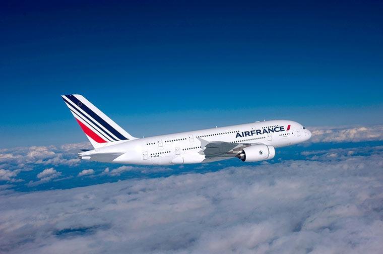 Samolot AIR FRANCE KLM