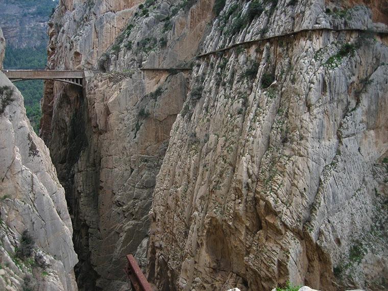 Hiszpania, El Camino del Rey