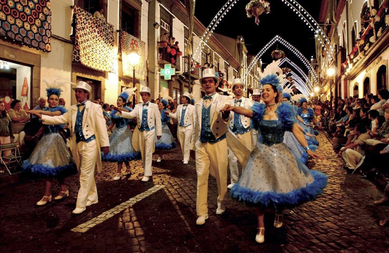 Sanjoaninas Parade