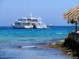 Egipt, Hurghada - Plaża przy hotelu - Wycieczka objazdowa - Egipt