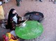 Beduini, Egipt - Wypiek takiego niby chleba  - Wycieczka objazdowa - Egipt