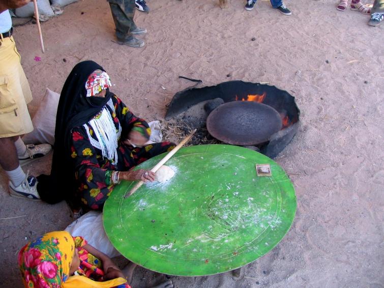 Wypiek takiego niby chleba  - Wycieczka objazdowa - Egipt