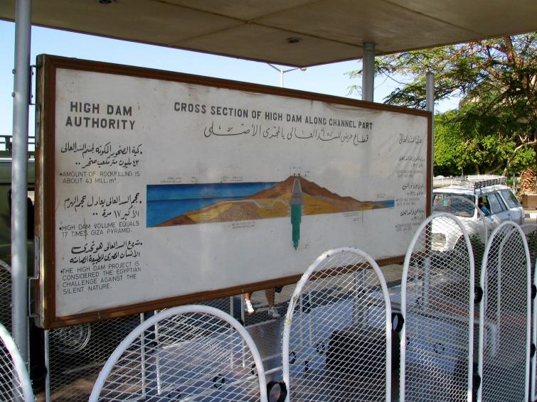 Schemat tamy Assuańskiej - Wycieczka objazdowa - Egipt