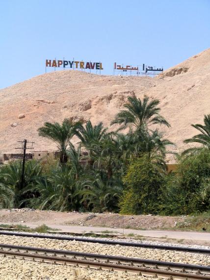 Mini Hollywood :) - Wycieczka objazdowa - Egipt