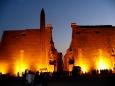 Luxor w nocy - Wycieczka objazdowa - Egipt