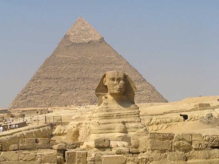 Sfinks - Wycieczka objazdowa - Egipt