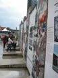 Pozostałości muru berlińskiego - Berlin - Niemcy