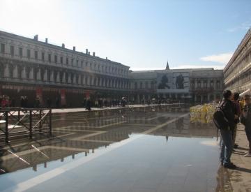 Plac św. Marka - Wenecja - Włochy - 315