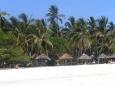 Plaża hotelu - Mombasa - Kenia