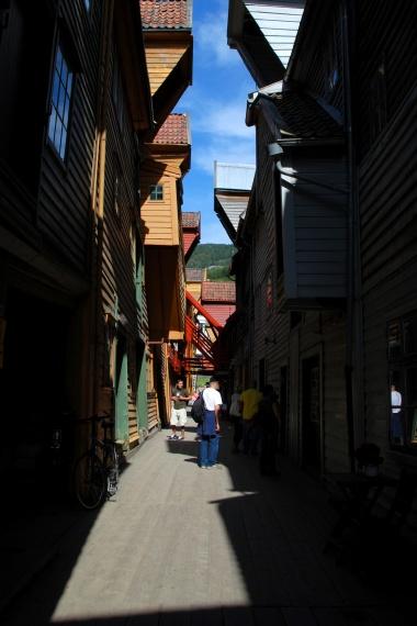 Bergen - Norwegia