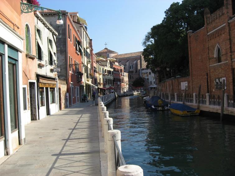 Uroki weneckich uliczek... - Wenecja - Włochy