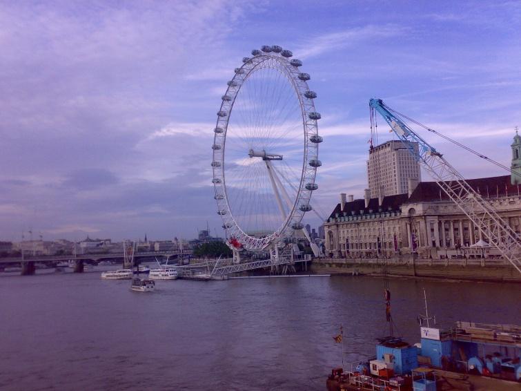 London Eye - Londyn - Anglia