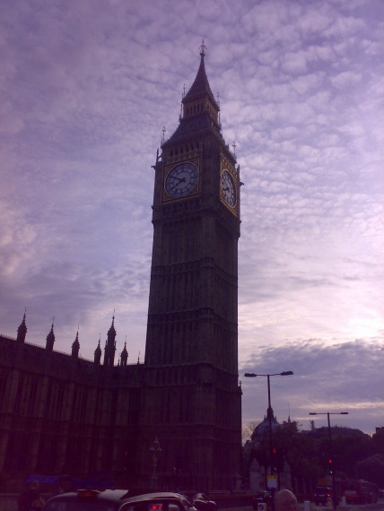 Big Ben - Londyn - Anglia