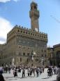 Palazzo Vecchio - Florencja - Włochy