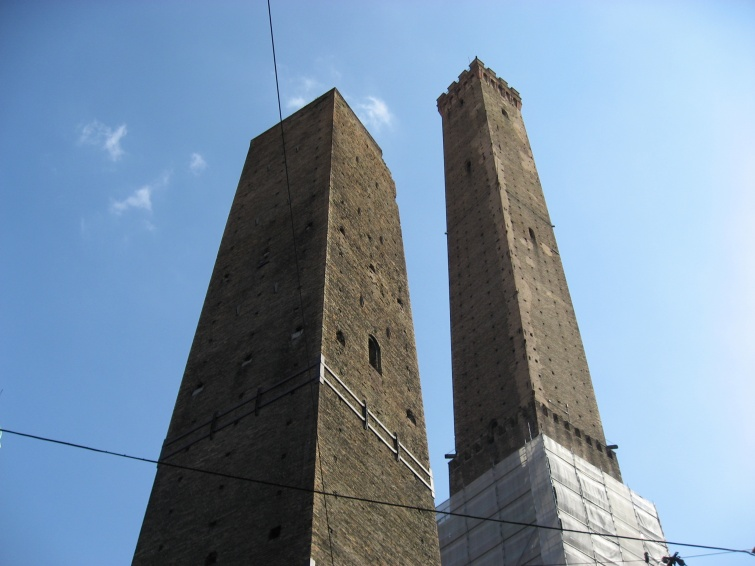 Due Torri - Bolonia - Włochy