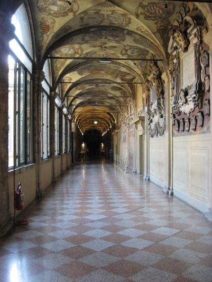 Archiginnasio - Bolonia - Włochy