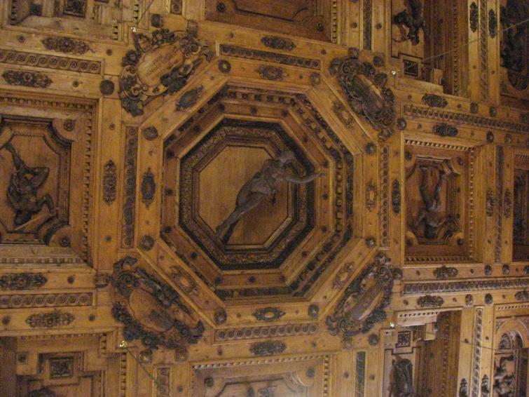 Teatro Anatomico - Bolonia - Włochy