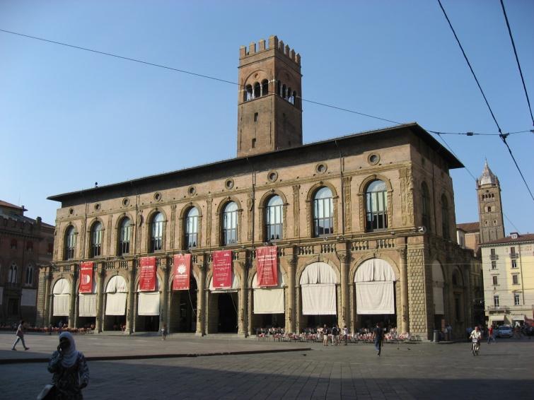 Palazzo Podesta - Bolonia - Włochy